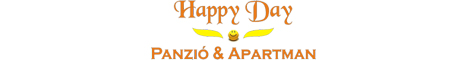 Pápa  szállás - Happy Day Panzió @ Apartman