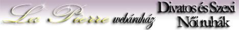 La Pierre Webáruház | Divatos, szexi Női ruhák széles választéka